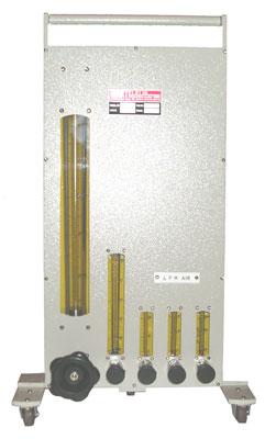 Gang Rotameter / Flow Meters | Buy Gas & Water Flowmeters